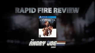 Left Alive Rapid Fire Review