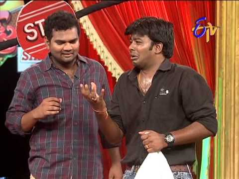 Jabardasth -  ?????????  - Sudigaali Sudheer Performance on 17th April 2014 18 April 2014 08 AM