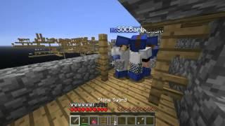 Minecraft *EPIC* Shaft PVP #3 with Vikkstar123, Woofless, SGCBarbierian, ItsKricken&More!