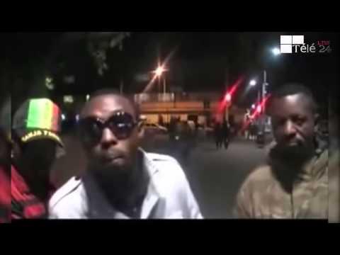 TÉLÉ 24 LIVE: Dixon  assassiné, Les Combattants de Johannesburg en Danger Télé 24 Live sonne l'alarme.