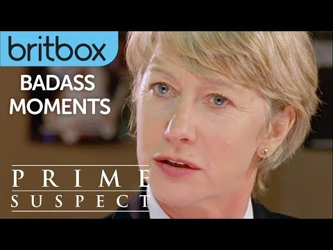 Helen Mirren's (Jane Tennison) Badass Moments | Prime Suspect