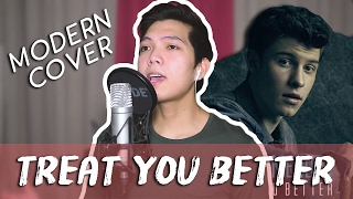 Treat You Better - Shawn Mendes (COVER)