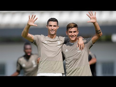 Juventus Doubles Volley Challenge! | And The Winners Are...