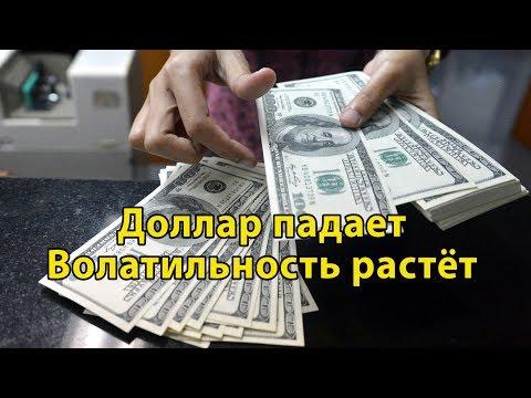 что значит высокая волатильность рубля