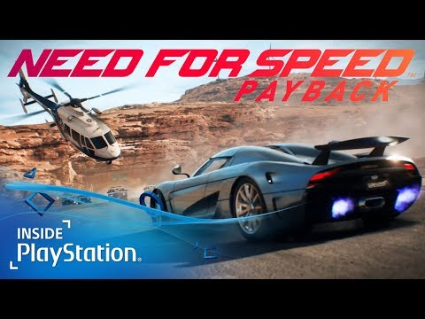 Need for Speed Payback - Fast and Furious zum selber spielen