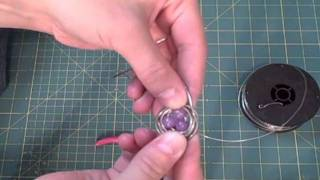 Bird Nest Charm Tutorial- Easy DIY - YouTube