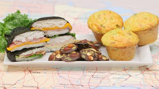 3 Easy Recipes For Your Next Road Trip | Find Your Happy by POPSUGAR Food