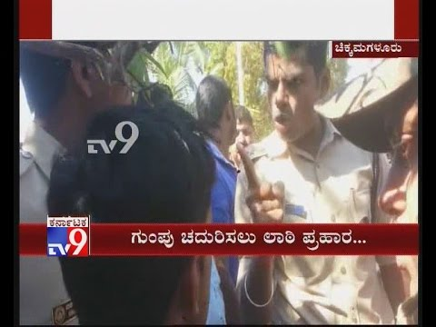 Chikmagalur SP Annamalai Stern Warning to Villager after Locals Slap PSI