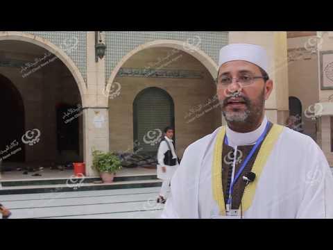 مسابقة لتحبير واستذكار القرآن بمسجد (محفوظ الشرع)