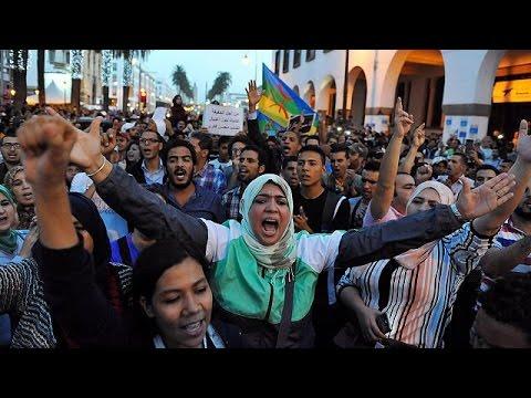 Μαρόκο: Συνεχίζονται οι αντικυβερνητικές διαδηλώσεις μετά το θάνατο ιχθυοπώλη – world