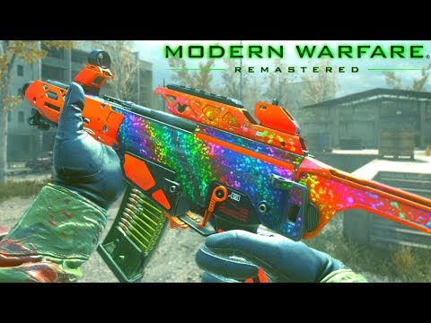 MWR has the BEST Customization in COD! (400+ Camos)