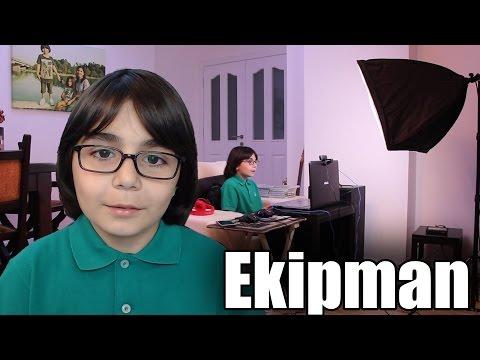 Ekipman Vlog