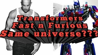 Nonton TRANSFORMERS FAST AND FURIOUS CINEMATIC UNIVERSE Film Subtitle Indonesia Streaming Movie Download