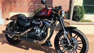5. The Caffeine Racer Project │ 2017 Harley-Davidson Roadster - Custom Café Racer Build
