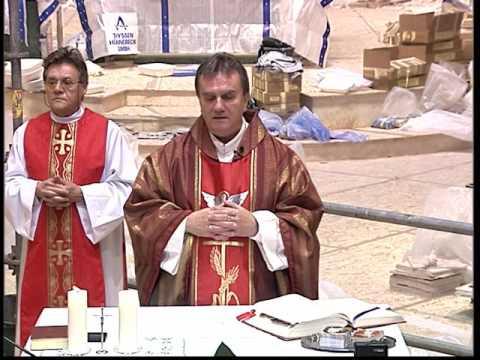 2016-05-15 Vasárnapi szentmise a Gazdagréti Szent Angyalok Plébánián