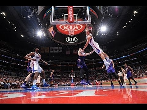 NBA - Count down the best plays from Monday night. About the NBA: The NBA is the premier professional basketball league in the United States and Canada. The league...