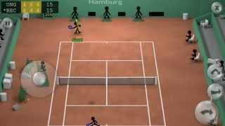 Stickman Tennis YouTube video