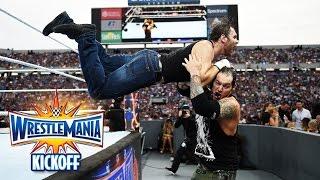 Nonton Dean Ambrose Vs  Baron Corbin   Intercontinental Title Match  Wrestlemania 33 Kickoff Film Subtitle Indonesia Streaming Movie Download