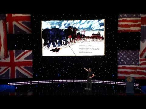 Ricky Gervais v Americe #1