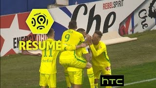 Video SC Bastia - FC Nantes (2-2)  - Résumé - (SCB - FCN) / 2016-17 MP3, 3GP, MP4, WEBM, AVI, FLV Oktober 2017
