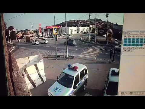Нападение в Ингушетии на пост ДПС