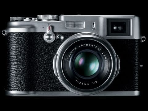Fujifilm Finepix X100 - hands on review