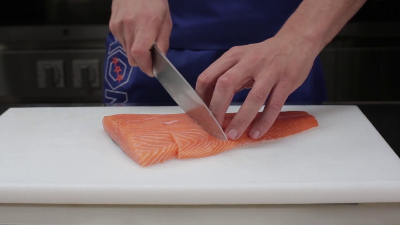 What shall we prepare today with MultiFresh? Fish low temperature cooking