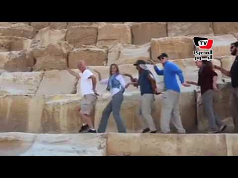 «السائحون» يطلقون فيلم دعائي عن السياحة في مصر