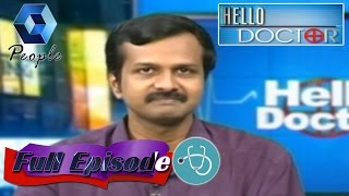 Hello Doctor: Dr Arun B Nair On Dementia | 23rd July 2015 | Full Episode