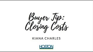 Don't forget this important Buyer tip!