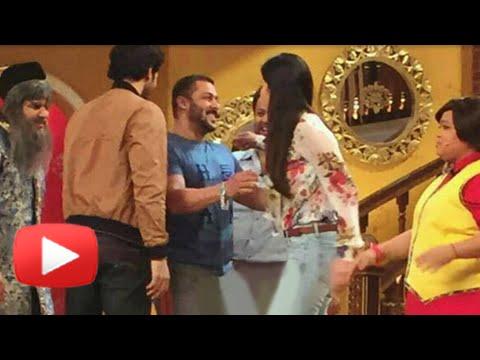 Salman Khan's Cute Surprise For Katrina Kaif   Com