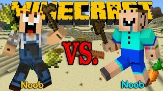 Video Noob VS Noob - Minecraft MP3, 3GP, MP4, WEBM, AVI, FLV Mei 2019