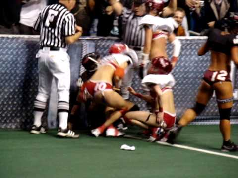Lingerie Football League: New York Majesty at Tampa Breeze
