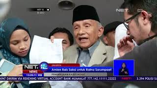 Video Live Report Amien Rais Merasa Dikriminalisasi   NET12 MP3, 3GP, MP4, WEBM, AVI, FLV Oktober 2018