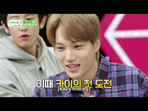 EXO Arcade Season 1 full episode in HD with Eng Subs 😂❤️ #exo #exoarcade #weareone #suho #kai #sehun