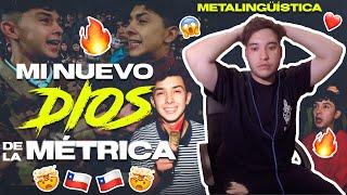 Video ME ENAMORO DE METALINGÜÍSTICA - MI NUEVO DIOS DE LA MÉTRICA MP3, 3GP, MP4, WEBM, AVI, FLV Juli 2019