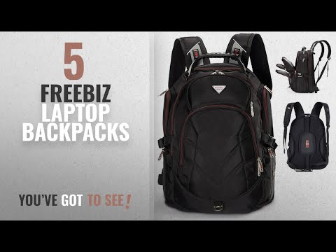 Freebiz Laptop Backpacks [2018]: FreeBiz 18.4 Inches Laptop Backpack Fits up to 18 Inch Gaming