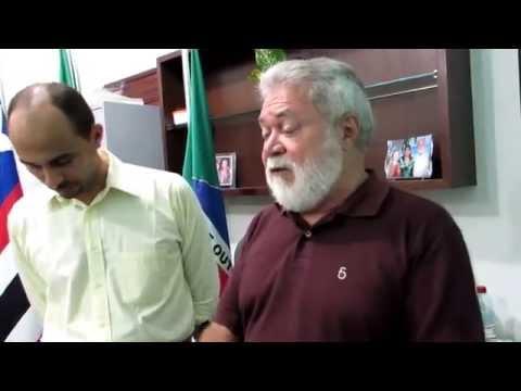 REUNIÃO COM O SUPERINTENDENTE DA CODEVASF, EM ZÉ DOCA.