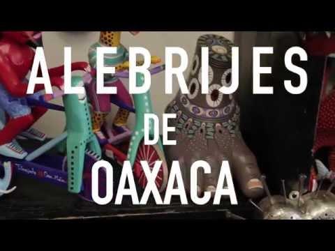 Alebrijes of Oaxaca | A Short Documentary