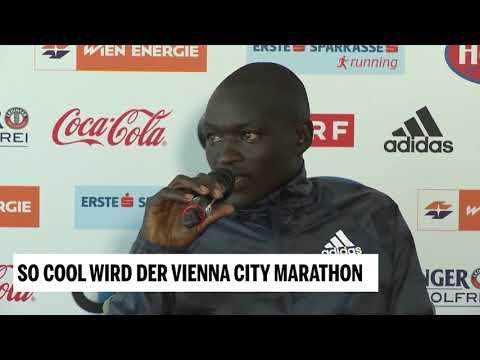 So cool wird der Vienna City Marathon