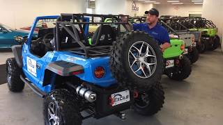10. Overview Of 2018 Oreion Reeper Sport Apex One Of A kind Grabber Blue