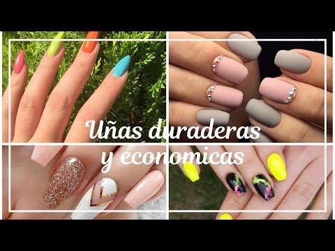 Uñas acrilicas - UÑAS ACRILICAS ECONOMICAS Y DURADERAS/ DONDE ME PONGO MIS UÑAS
