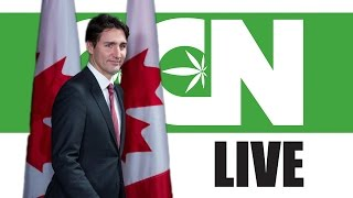Cannabis Culture News LIVE: Trudeau Continues The War Against Marijuana Users by Pot TV