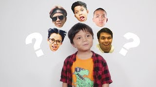 Video SIAPA ABANG KESAYANGAN ? | Q&A 60 Detik With Qahtan Halilintar MP3, 3GP, MP4, WEBM, AVI, FLV April 2019