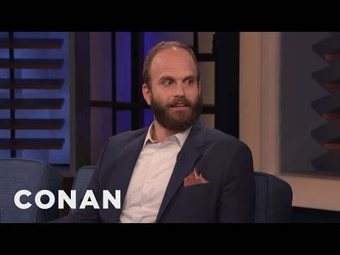 "Ben Sinclair Did A LOT Of Research For ""High Maintenance"" - CONAN on TBS"