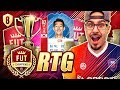 MY NEW INSANE FUT CHAMPS SQUAD! FIFA 18 Road To Fut Champions! Ultimate Team #08 RTG