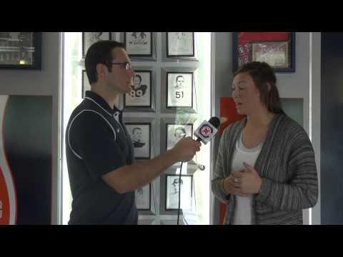 Carson-Newman Volleyball: Molly Locke POTW 9-8-15
