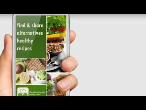 Video of Healthy Food Network App