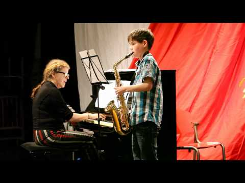 Solistenconcours 2012 - Paul Groenewegen