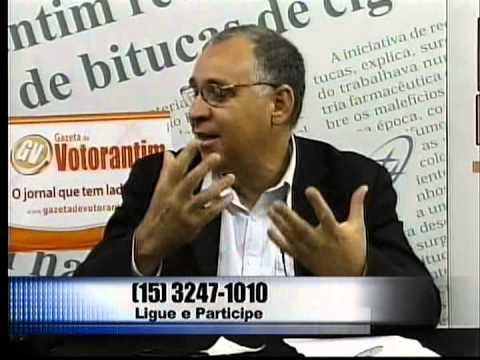 Debate dos Fatos na TV Votorantim 09 08 13